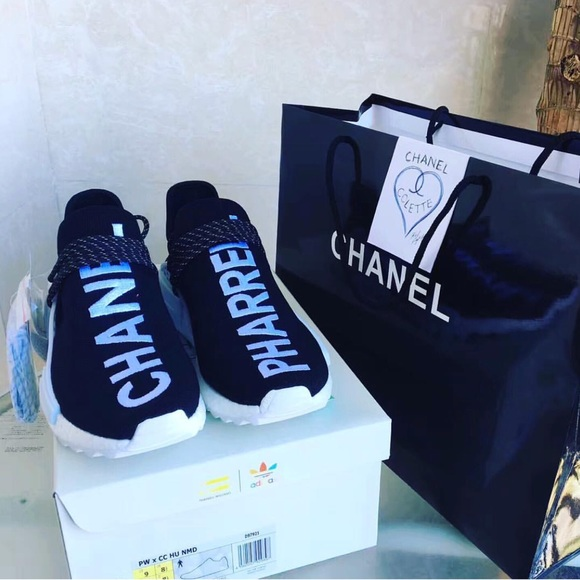 reputable site fdbc8 6699d Chanel Pharrell Williams human race Boutique